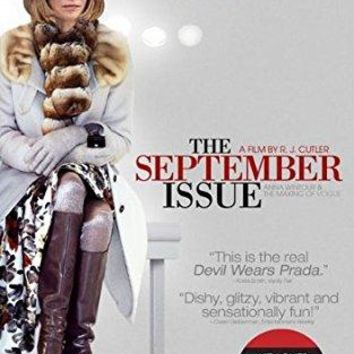Anna Wintour - The September Issue