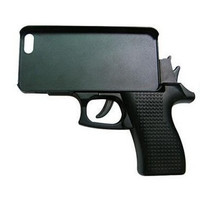 Handgun 3D iPhone Case