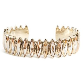St. John Collection Swarovski Crystal Cuff | Nordstrom