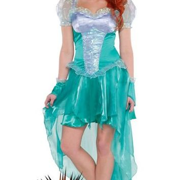 Adult Little Mermaid Ariel Costume- Party City