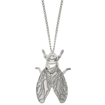 Fly-pendant necklace | Balenciaga | MATCHESFASHION.COM US