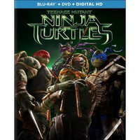 Teenage Mutant Ninja Turtles (2 Disc) (Blu-ray Disc)