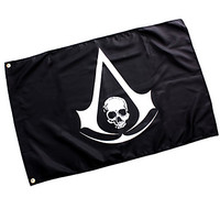 [$9.99] Assassin The Pirate Flag Cosplay