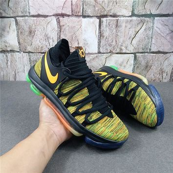 Nike Zoom Kd10 ¡®peach Jam¡¯ Eybl Basketball Shoes | Best Deal Online