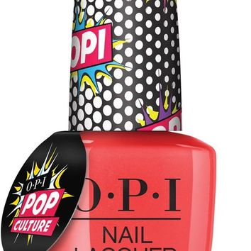 OPI Nail Lacquer - OPI Pops! 0.5 oz - #NLP49