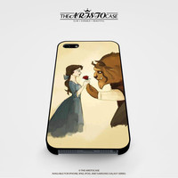 Disney Beauty and The Beast Art case for iPhone, iPod, Samsung Galaxy, HTC One, Nexus