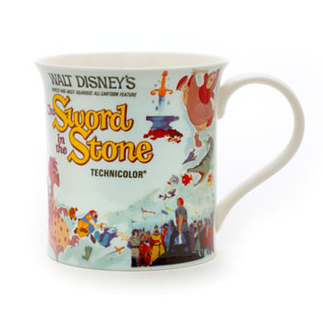 Disney The Sword in the Stone Classic Mug | Disney Store