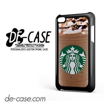 Starbucks Frappuccino DEAL-10092 Apple Phonecase Cover For Ipod Touch 4