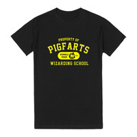 Starkid: Pigfarts wizarding school (yellow)
