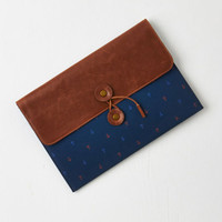 ModCloth Nautical Mainstay By Me Clutch