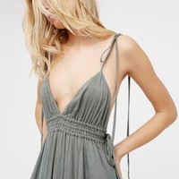 Free People Tropical Heat Maxi