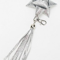 Cooperative Bow Keychain - Urban Outfitters