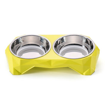Stainless Steel Feeding bowl