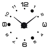 Simple  Clock Stickers