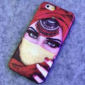 Arabia Women Case Cover for iphone 6 6s Plus Gift 212-170928