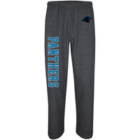 Carolina Panthers Big & Tall Classic Fleece Pants – Charcoal