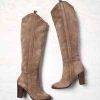 AEO Women's Dv By Dolce Vita Myste Tall Boots (Taupe)