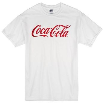 Coca Cola 1 Custom Women's Gildan Adult T-Shirt