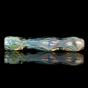 Heady Chillum with UV Marble