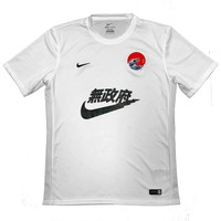 Nike Anarchy Custom Dri Fit Jersey in White