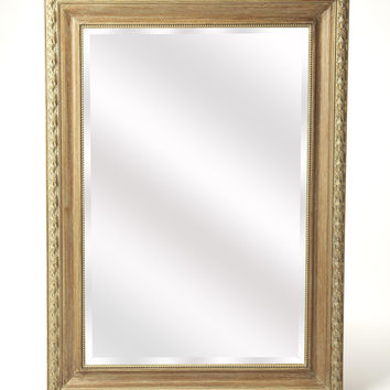 Butler Lyndhurst Weathered Wood Wall Mirror 3997400