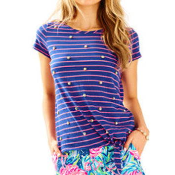 Kensington Beaded Top | 27693 | Lilly Pulitzer