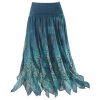Blue Pixie Skirt - New Age & Spiritual Gifts at Pyramid Collection