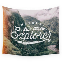 Society6 Explorer Wall Tapestry