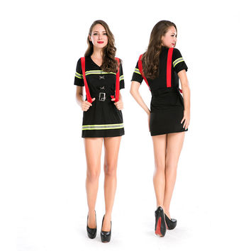 Halloween Costume Party Uniform [8979002311]