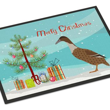 Dutch Hook Bill Duck Christmas Indoor or Outdoor Mat 18x27 BB9228MAT