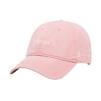 Lady Gaga | Pink Dad Hat
