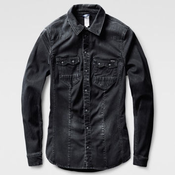 G-STAR RAW Tacoma Western Straight Shirt