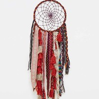 Vashti Dreamcatcher in Red - Urban Outfitters