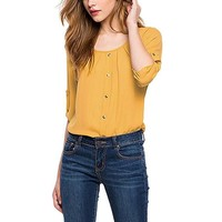 Women Chiffon Blouse Shirt Loose Long Sleeve Blusas 2017 Summer Casual Cool Blouse Tops Red/Green/Yellow Blusas mujer Feminina