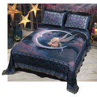 Fairy on the Moon Bedding - Women's Clothing & Symbolic Jewelry – Sexy, Fantasy, Romantic Fashions