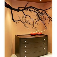 Vinyl Wall Decal Sticker Tree Top Branches Item780s