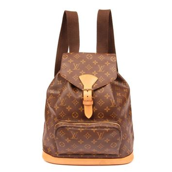 Louis Vuitton Monogram GM Backpack 5710 (Authentic Pre-owned)