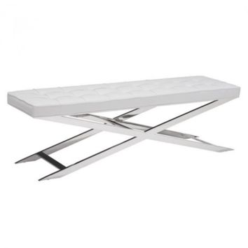Pontis Bench | White