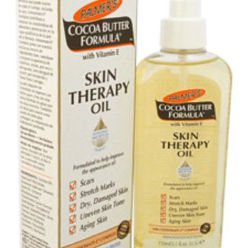 Cocoa Butter Formula Skin Therapy Oil With Vitamin E Oil Palmer's
