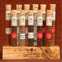 Gourmet Chili Sea Salt Collection