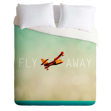 Happee Monkee Fly Away Duvet Cover