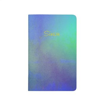 Simon - your text - Pocket Journal