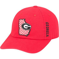 NCAA University of Georgia Bulldogs Quadra Cap Womens