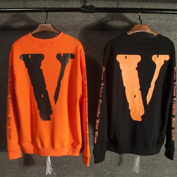 qiyif Vlone Long Sleeve