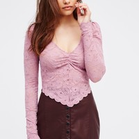 Free People Gotcha Layering Top