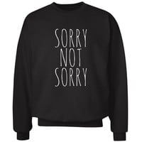 Sorry Not Sorry: Girly Growl