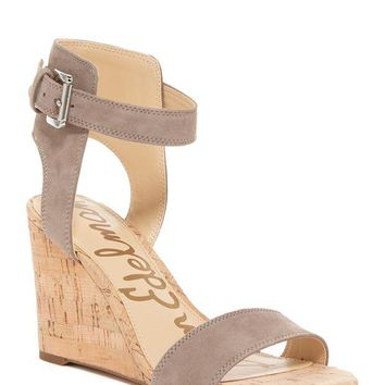 Sam Edelman | Willow Strappy Wedge Sandal
