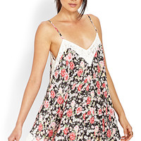 Rose Riot Shift Dress