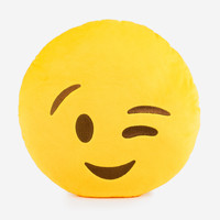 Emoji Pillows - Wink
