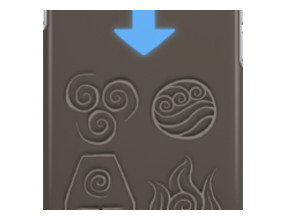 Avatar: The Last Airbender iPhone Cases & Skins